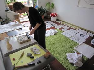 Nadja Ziller, 5-Elementen icons
